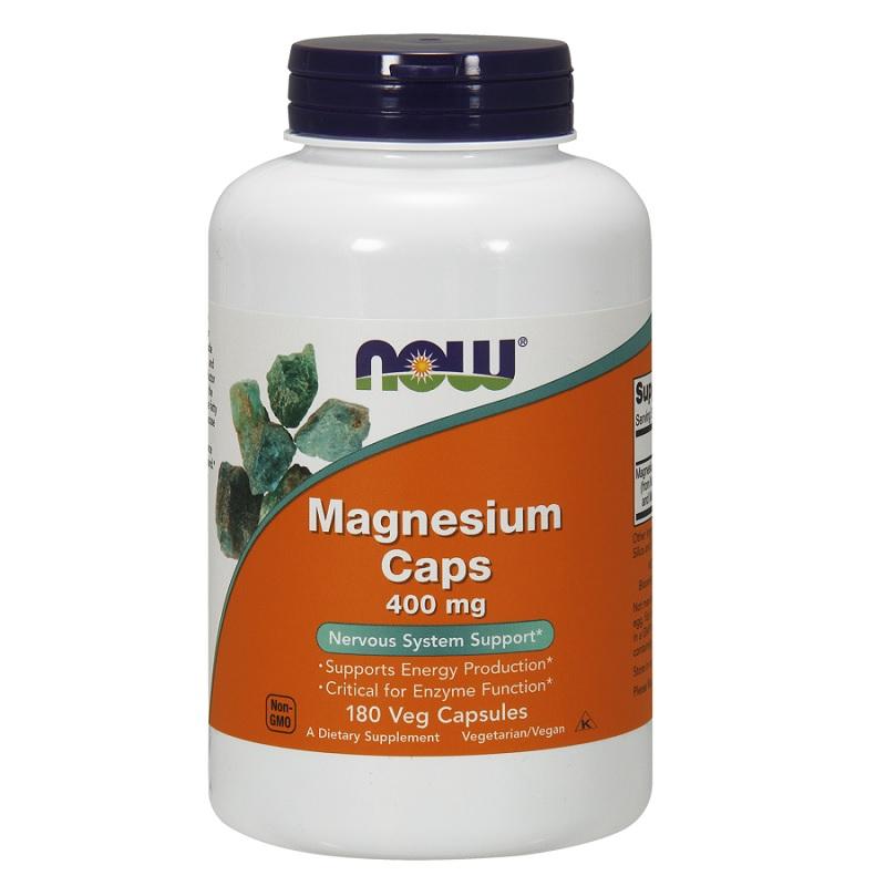 Now Magnesium Caps