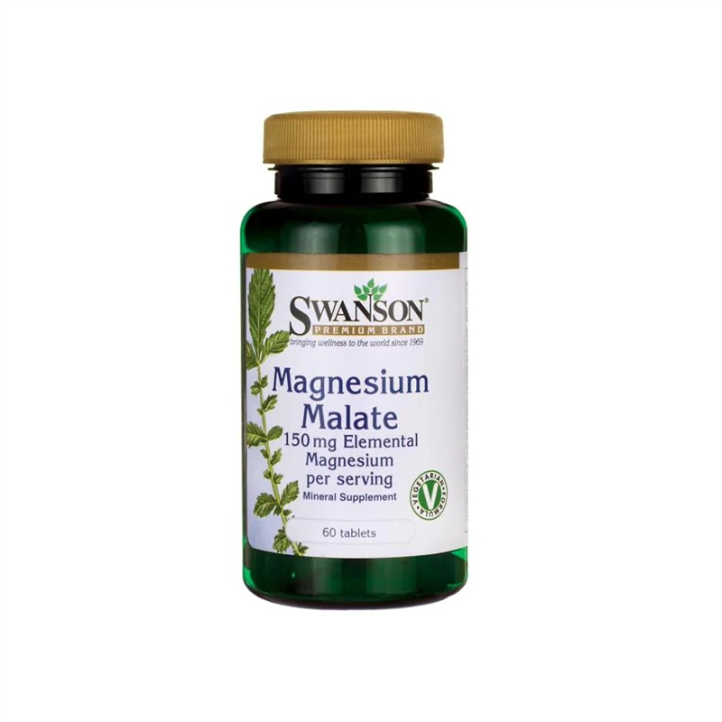 Swanson Magnesium Malate