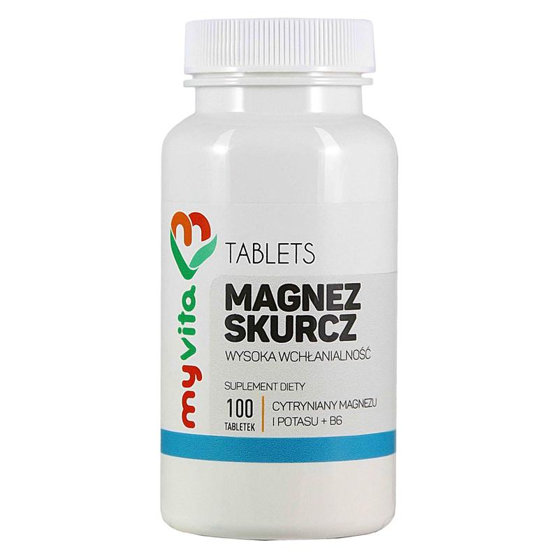 MyVita Magnez Skurcz