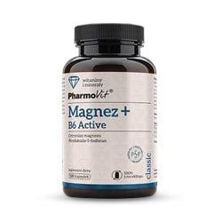 Magnez + B6 Active