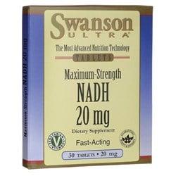 Maximum Strength NADH Fast-Acting