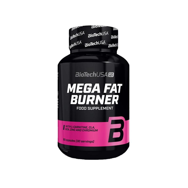 BioTechUSA Mega Fat Burner for Her