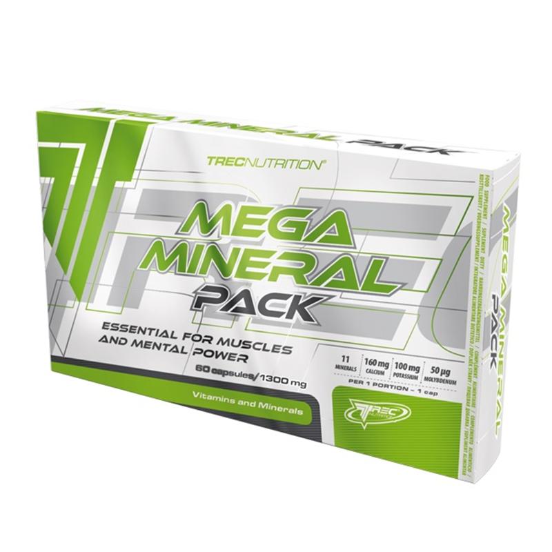 Trec Mega Mineral pack