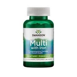 Multi with Iron (Century Formula)