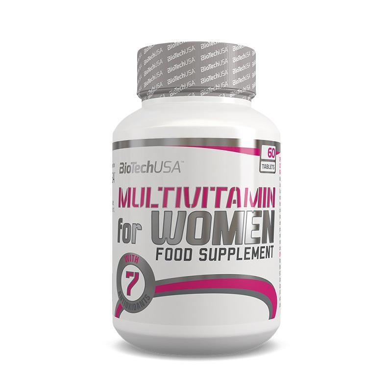 BioTechUSA Multivitamin for women