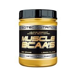 Muscle BCAA