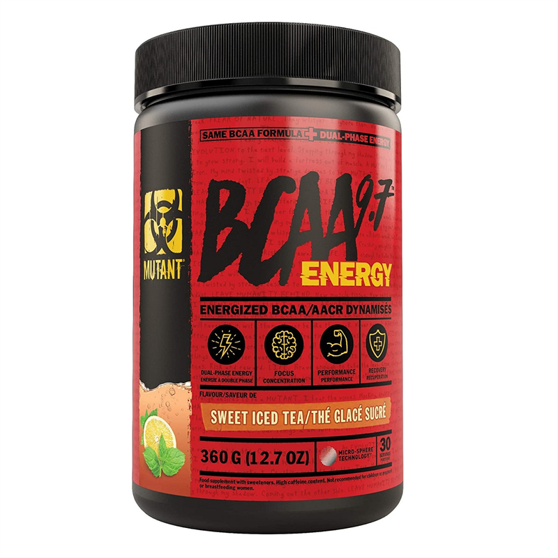 Pvl Mutant BCAA 9.7 Energy