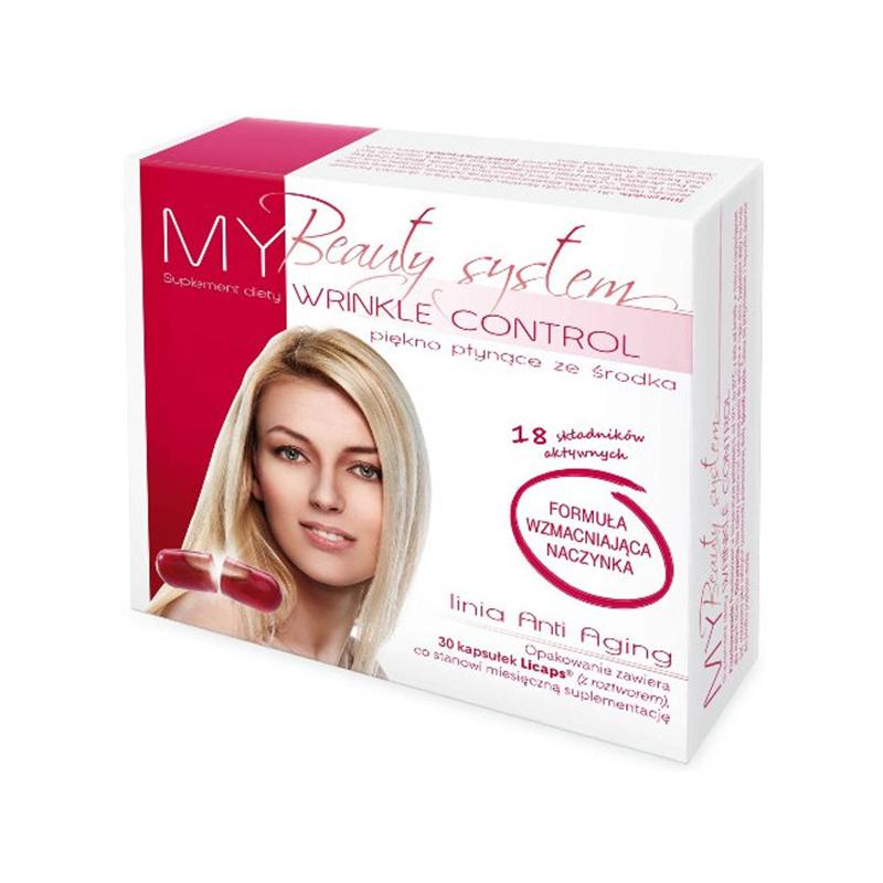 Medicaline My Beauty System-My Wrinkle Control