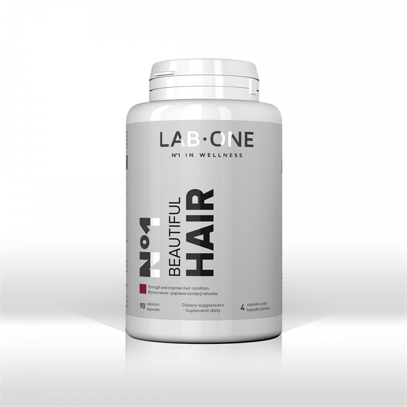 Lab One N°1 Beautiful HAIR