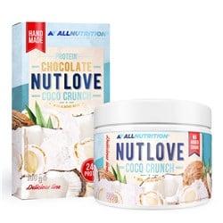 NUTLOVE COCO CRUNCH 500g + PROTEIN CHOCOLATE NUTLOVE COCO CRUNCH 100g