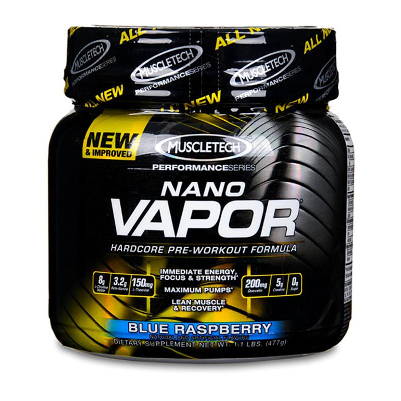 Muscletech Nano Vapor Performance Series