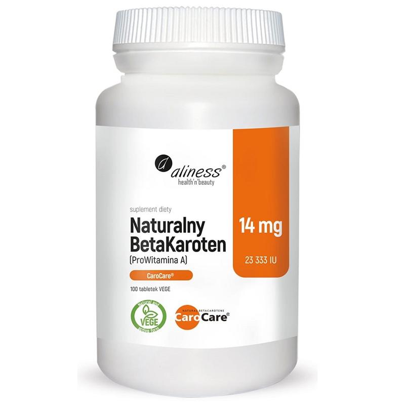 Medicaline Naturalny BetaKaroten