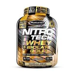 Nitro Tech Whey Plus Isolate Gold