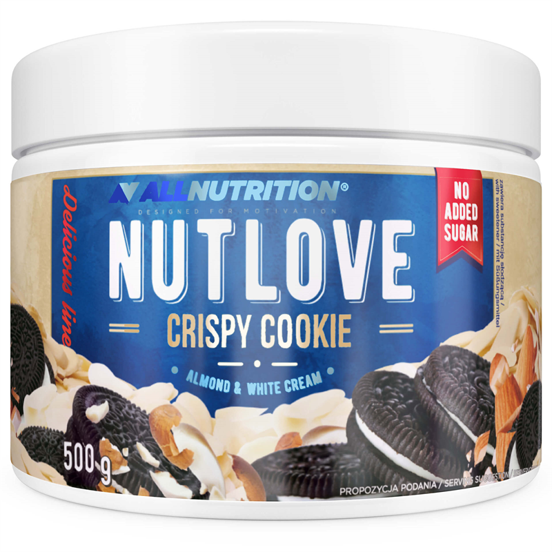 ALLNUTRITION Nutlove Crispy Cookie