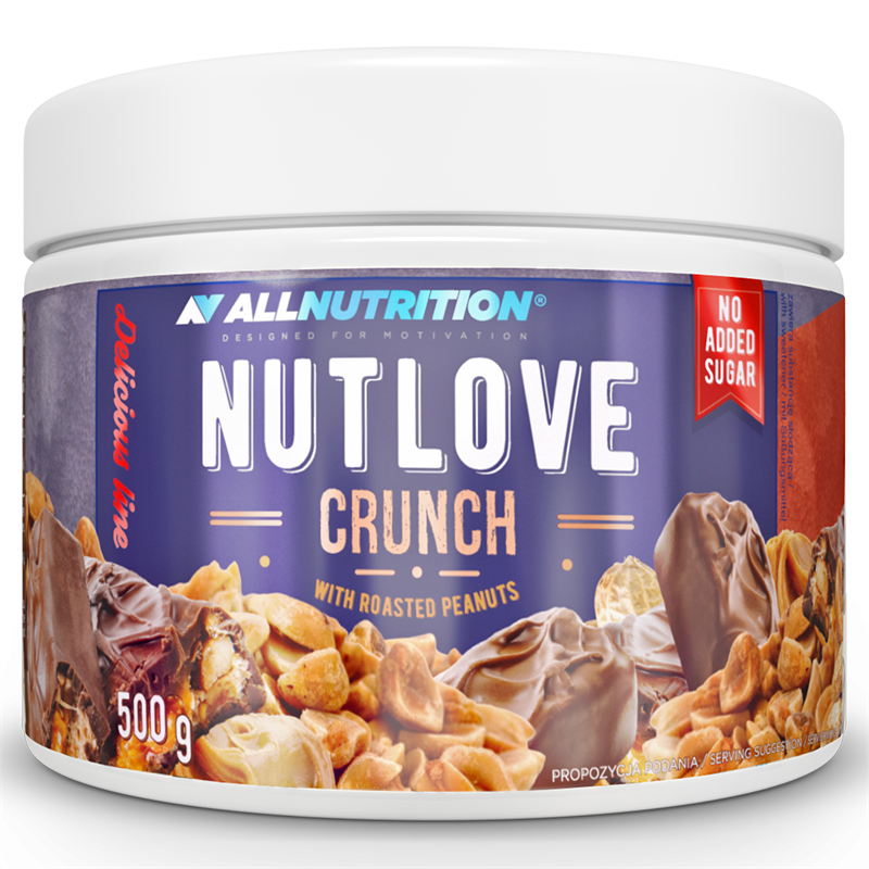 ALLNUTRITION Nutlove Crunch