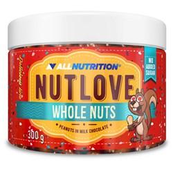 Nutlove Wholenuts - Arachidy W Mlecznej Czekoladzie 300g+150g Gratis