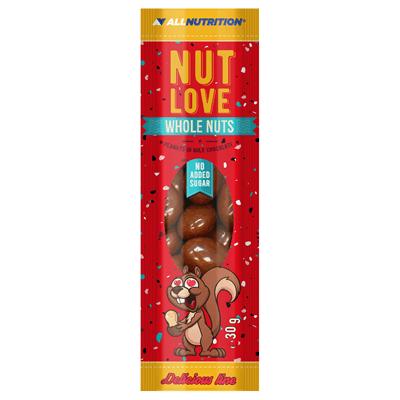 Nutlove Wholenuts - Arachidy W Mlecznej Czekoladzie