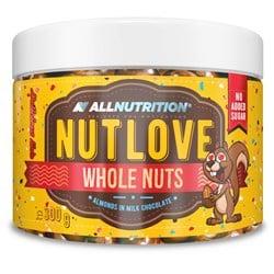Nutlove Wholenuts - Migdały W Mlecznej Czekoladzie