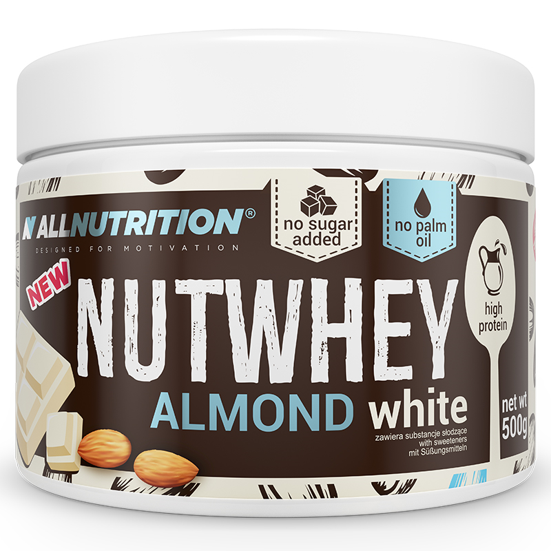 Nutwhey Almond White