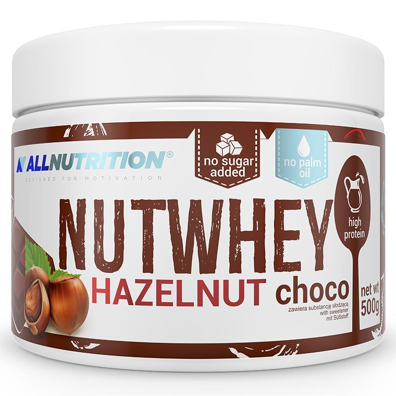 Nutwhey Hazelnut Choco
