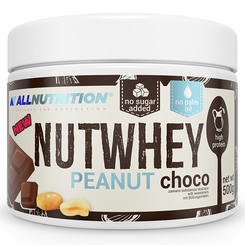ALLNUTRITION Nutwhey Peanut Choco
