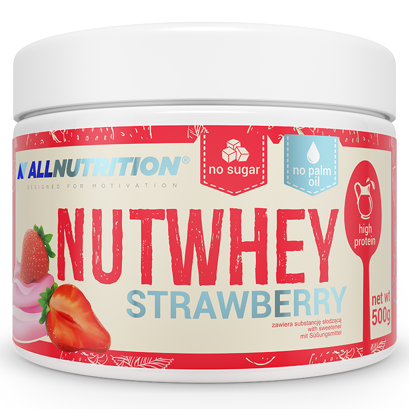 Nutwhey Strawberry