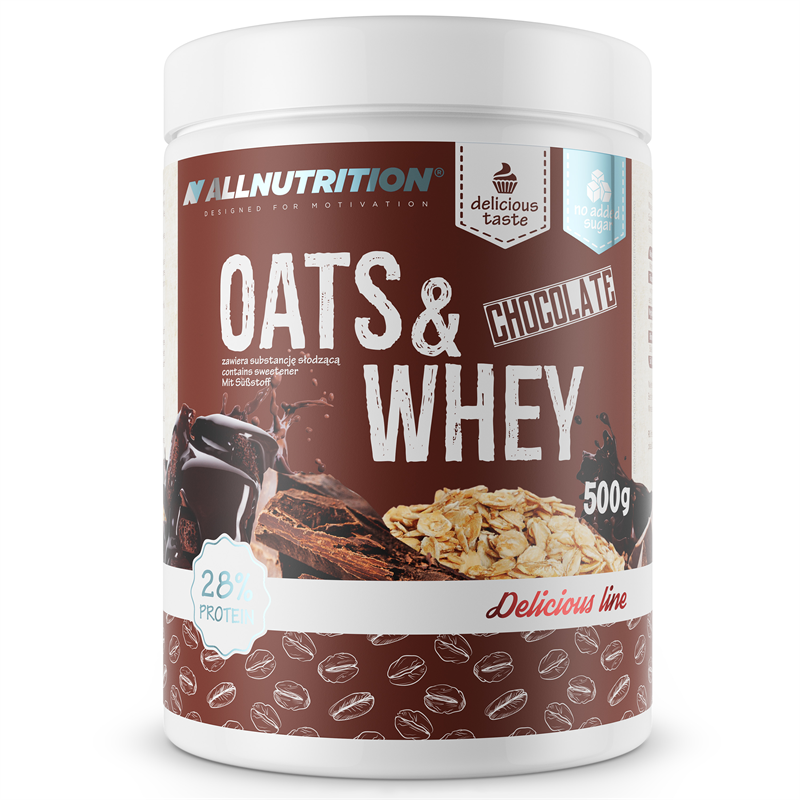 ALLNUTRITION Oats & Whey