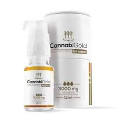 Olejek CBD CannabiGold Intense 3000 mg