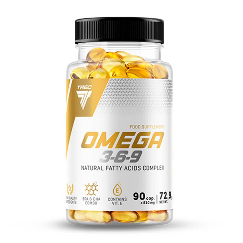 Trec Omega 3-6-9