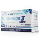 ALLNUTRITION Omega 3 1000 60 softgels