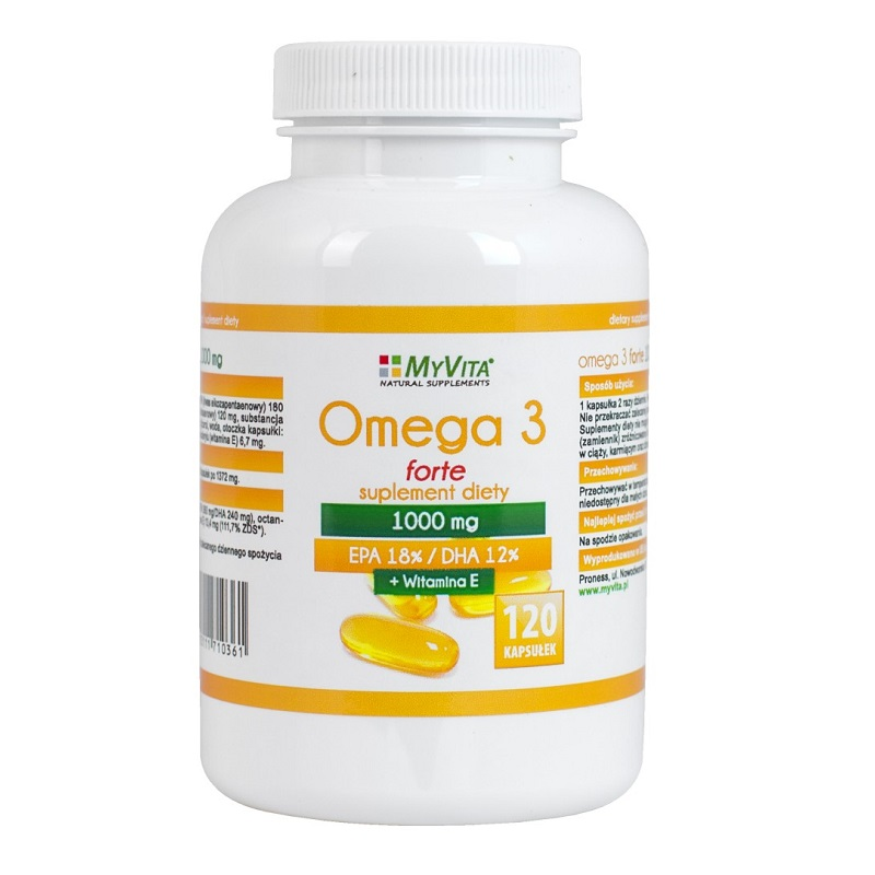 MyVita Omega 3 Forte