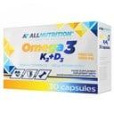 ALLNUTRITION Omega 3 K2 D3 30 Softgeles