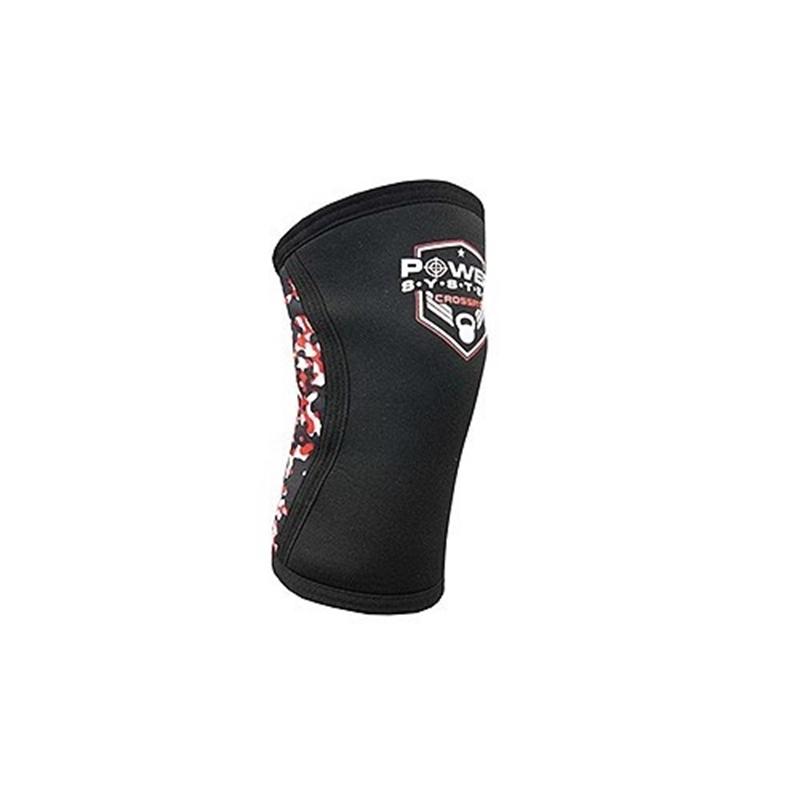Power System Opaska Kolano Crossfit Knee Sleeves 6030