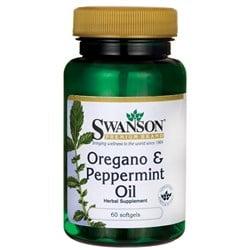 Oregano & Peppermint Oil