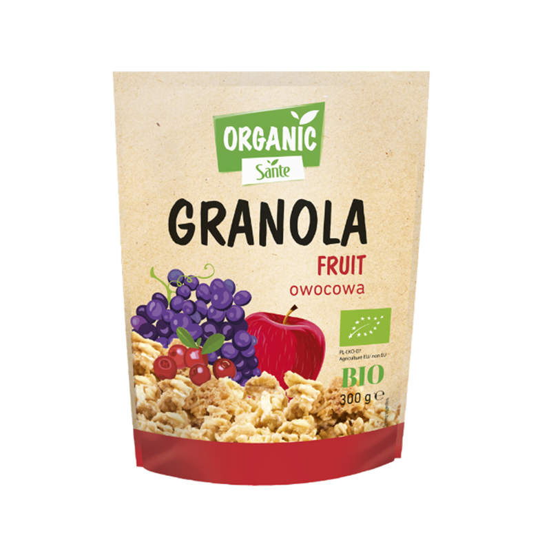 Sante Organic Granola