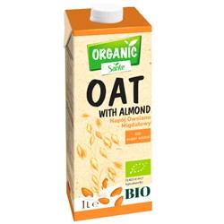 Organic Napój Owsiano-Migdałowy