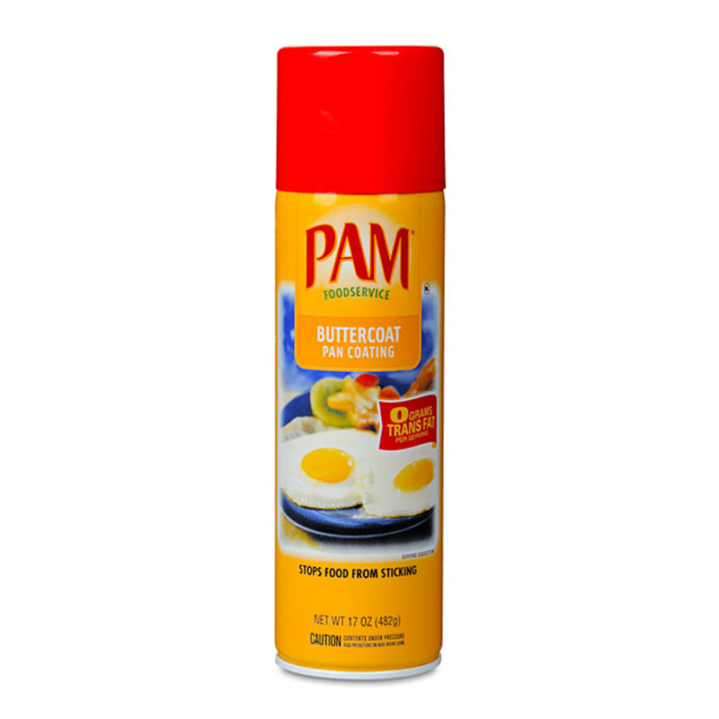 PAM Conagra Foods PAM cooking spray Buttercoat
