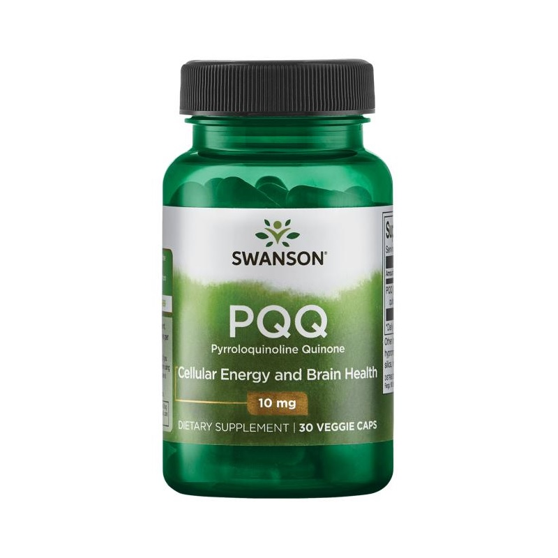 Swanson PQQ Pyrroloquinoline Quinone