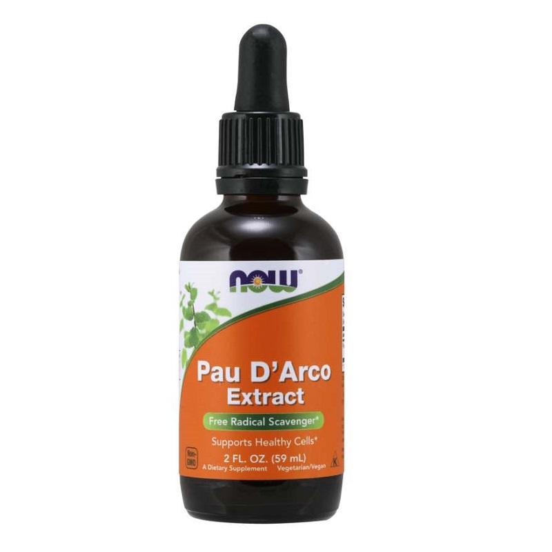 Now Pau D'Arco Extract Liquid
