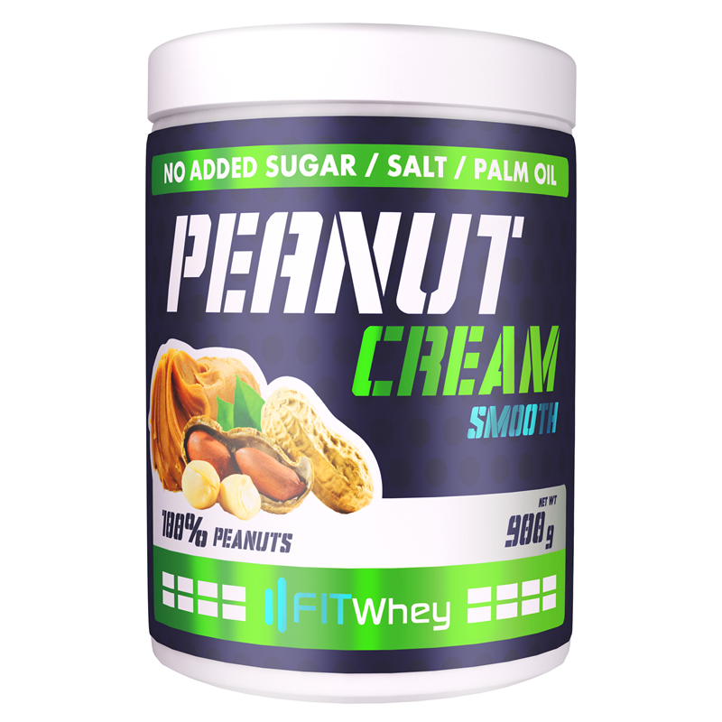 FitWhey Peanut Butter