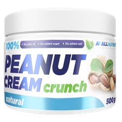 Peanut Cream Crunch
