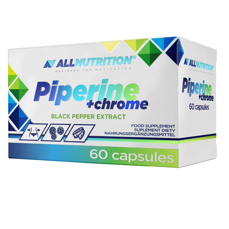 Piperine + Chrome