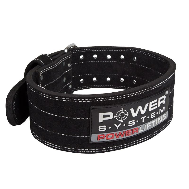 Power System Power Lifting Belt Black 3800