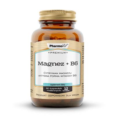 Premium Magnez + B6
