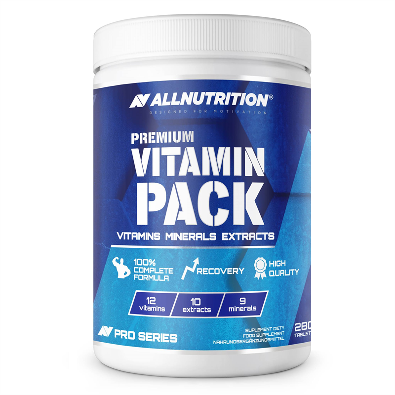 ALLNUTRITION Premium Vitamin Pack