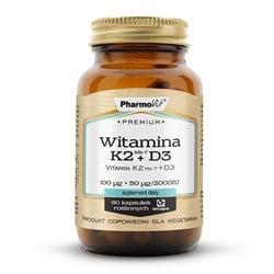 Premium Witamina K2+D3