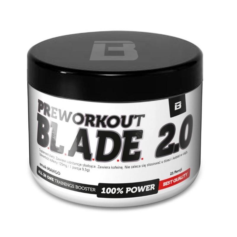 Hi-Tec Nutrition Preworkout Blade 2.0