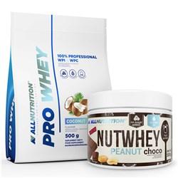 Pro Whey 500g + Nutwhey Peanut Choco 500g