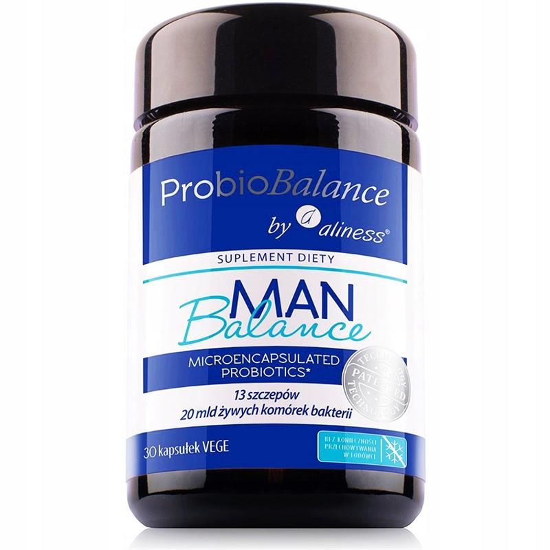 Medicaline Probiobalance Man Balance