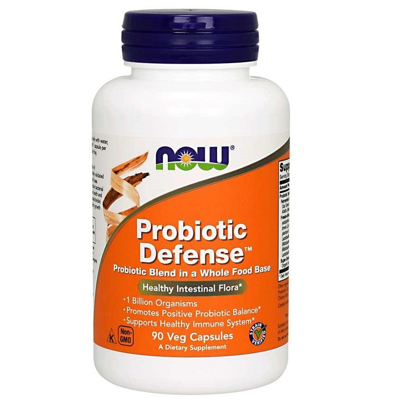 Now Probiotic Defense